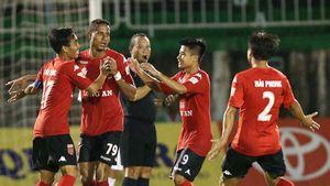 Vòng 19 V-League: Long An bị Khánh Hòa chia điểm đầy tiếc nuối