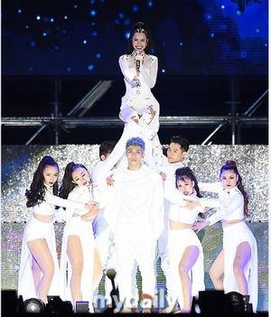 Đã mắt với tiết mục của Đông Nhi trên sân khấu Asia Song Festival 2017