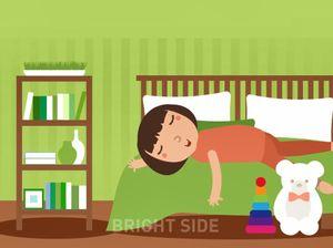 Màu sắc phòng ngủ ảnh hưởng gì tới sức khỏe của trẻ?