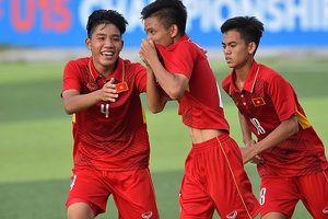 U16 Việt Nam vs U16 Australia (0-0): Quyết chiến vì ngôi đầu