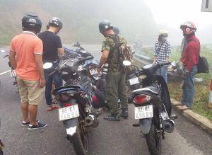 Tông vào taluy bên đường, nam sinh viên tử vong trên núi Sơn Trà