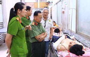 Hai người dân bị thương khi dũng cảm bắt cướp giật
