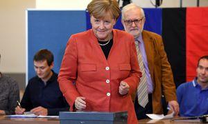 Liên minh chiến thắng, bà Merkel làm thủ tướng nhiệm kỳ thứ 4