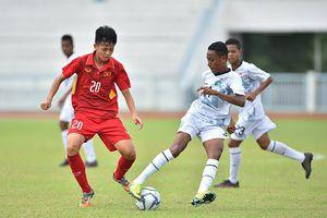 Thua Australia, U16 Việt Nam hồi hộp chờ vé vớt