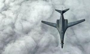 Mỹ điều may bay ném bom tới ngoài khơi Triều Tiên