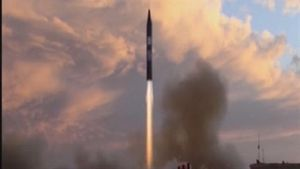 Tên lửa Iran không phải là họa với Israel
