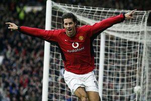 Nistelrooy và những siêu phẩm khó quên khi còn ở Anh