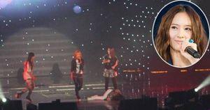 Những vụ ngất xỉu trên sân khấu gây sốc của sao Kpop vì làm việc quá sức