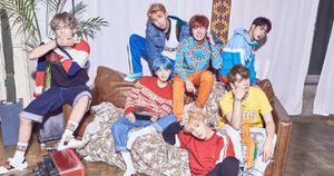 BTS - Nhóm nhạc K-pop đầu tiên phá vỡ kỷ lục trên bảng xếp hạng iTunes ở cả ba lục địa