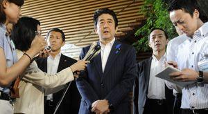 Cảng thẳng Triều Tiên làm ảnh hưởng đến chính trường Nhật