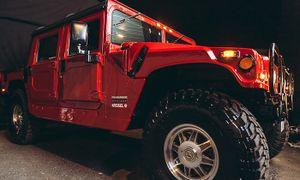 Ngắm Hummer H1 chạy điện êm ru của 'Kẻ hủy diệt'