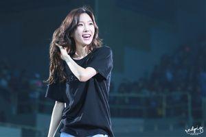 Taeyeon (SNSD) nhảy 'hit' của đàn em Red Velvet cực dễ thương