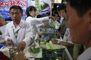 Trong vòng vây cấm vận, Triều Tiên xúc tiến thương mại quốc tế