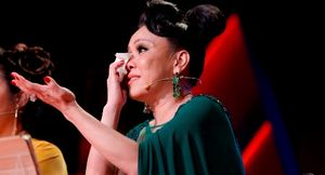 Việt Hương chu cấp cho thí sinh Bước nhảy ngàn cân vì xúc động