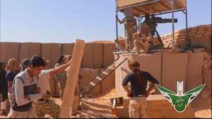 Video: Lính Mỹ dậy phiến quân dùng tên lửa TOW