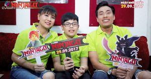 Vì mong muốn của con trai, Kiều Minh Tuấn - Cát Phượng cùng lồng tiếng phim hoạt hình