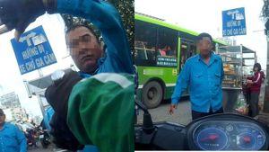 Hỗn chiến với xe ôm truyền thống ở bến xe An Sương, tài xế Grabbike bị thương, mất tiền và điện thoại
