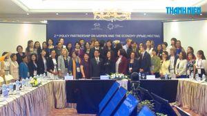 Khai mạc Hội nghị Đối tác chính sách về phụ nữ và kinh tế APEC 2017