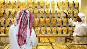Khám phá chợ vàng bán theo kg ở Dubai