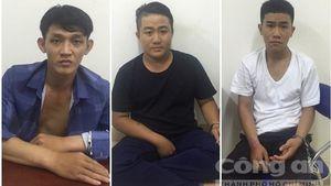 Băng cướp khét tiếng thách thức cảnh sát ở TP.HCM sa lưới