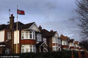 Đại sứ quán Triều Tiên tại Anh đóng cửa vì phát hiện vật thể khả nghi