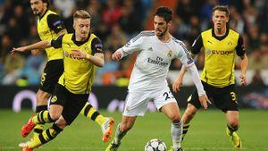 Dortmund vs Real Madrid: Kền kền khó giành 3 điểm