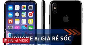 iPhone 8 giá tốt nhất từ trước đến nay nhưng người dùng vẫn thờ ơ