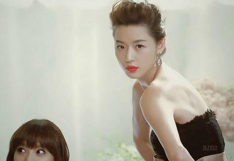 "Lam dep voi Chun Song Yi cua ""Vi Sao Dua Anh Toi"" - Anh 7"
