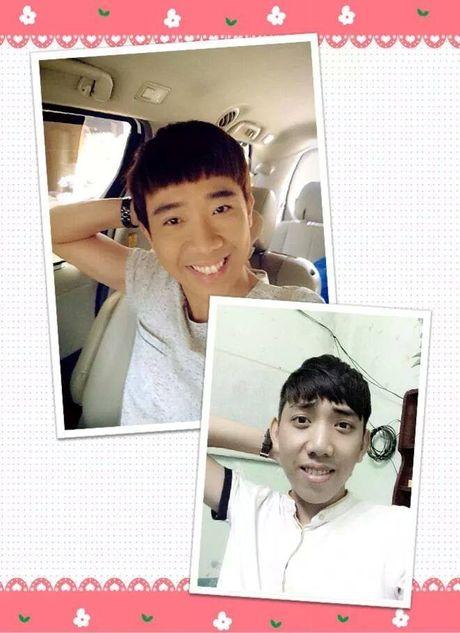 "MC Ky Duyen lam ""ba mai"" cho Tran Thanh va Toc Tien - Anh 4"