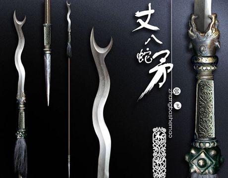 6 mon binh khi 'ba dao' nhat trong phim Thuy Hu - Anh 10