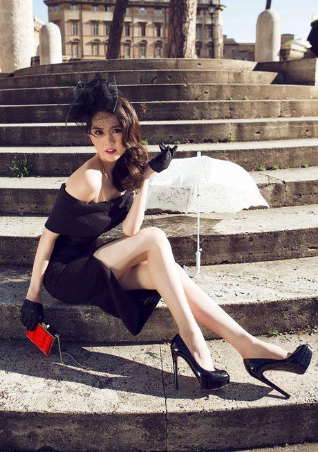 Ngoc Trinh: 'Ban trai toi chua tung ghen' - Anh 3