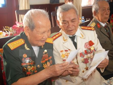 Le ky niem 70 nam ngay khoi nghia Ba To tai Quang Ngai - Anh 1