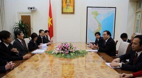 Khuyen khich cac doanh nghiep Nhat Ban dau tu vao Viet Nam - Anh 1