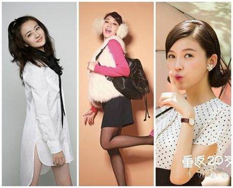 "8 ""nu than"" cua man anh Hoa Ngu the he moi - Anh 1"