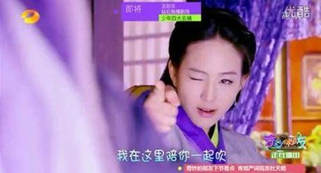"""Ac nu"" Tu Hue xinh dep trong ""Thieu nien tu dai danh bo"" - Anh 1"