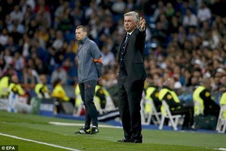 "DIEM TIN: Ancelotti sap bi ""tram"", Ronaldo vuot mat Messi - Anh 1"