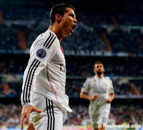 Ronaldo tuc gian trong ngay lap sieu ky luc - Anh 1