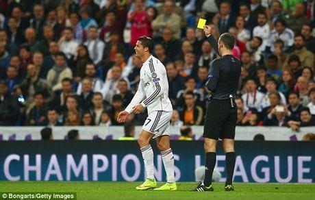 Ronaldo tuc gian trong ngay lap sieu ky luc - Anh 13