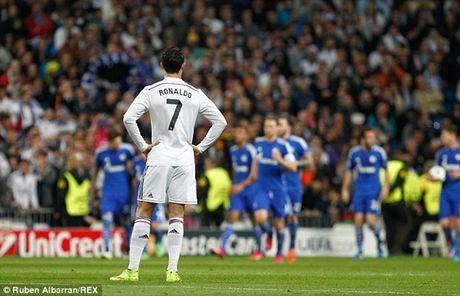 Ronaldo tuc gian trong ngay lap sieu ky luc - Anh 14