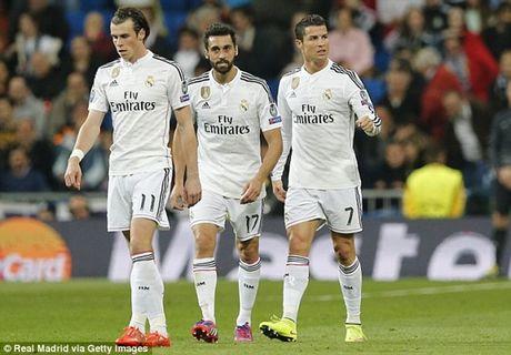Ronaldo tuc gian trong ngay lap sieu ky luc - Anh 5