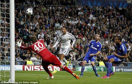 Ronaldo tuc gian trong ngay lap sieu ky luc - Anh 8