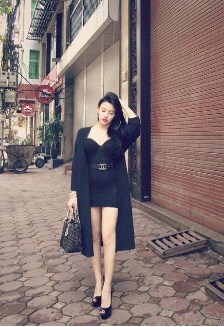 Hot girl Huyen Baby quyen ru va nong bong khac la - Anh 12