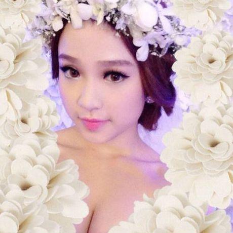 Hot girl Huyen Baby quyen ru va nong bong khac la - Anh 3