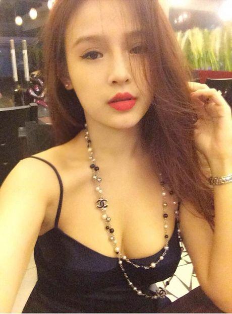 Hot girl Huyen Baby quyen ru va nong bong khac la - Anh 5
