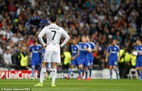 Real thua soc, Ronaldo tuyen bo tay chay bao gioi - Anh 3