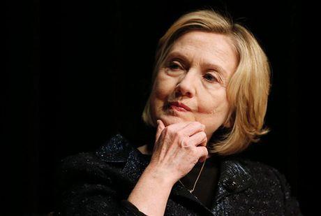 Ba yeu to de ba Hillary Clinton vuot qua be boi moi - Anh 1