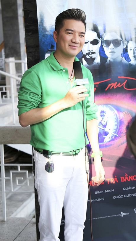 Mr. Dam: 'Hat show Siu Black khong vi dan mat dong nghiep' - Anh 2