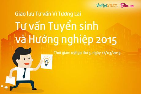 Khach moi dac biet cua Tu van Tuyen sinh va Huong nghiep 2015 - Anh 1