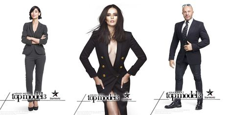 Asia's Next Top Model tung hinh dan thi sinh mua 3 - Anh 1