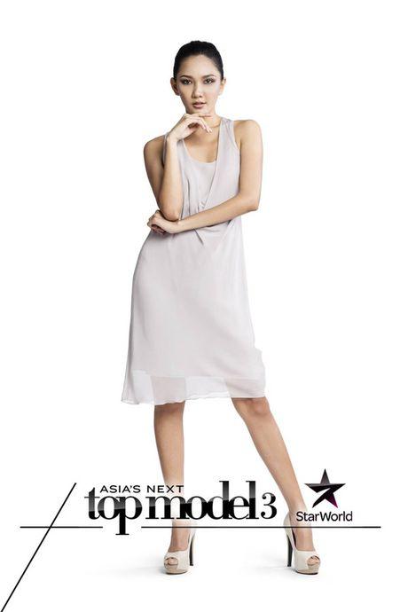Asia's Next Top Model tung hinh dan thi sinh mua 3 - Anh 11